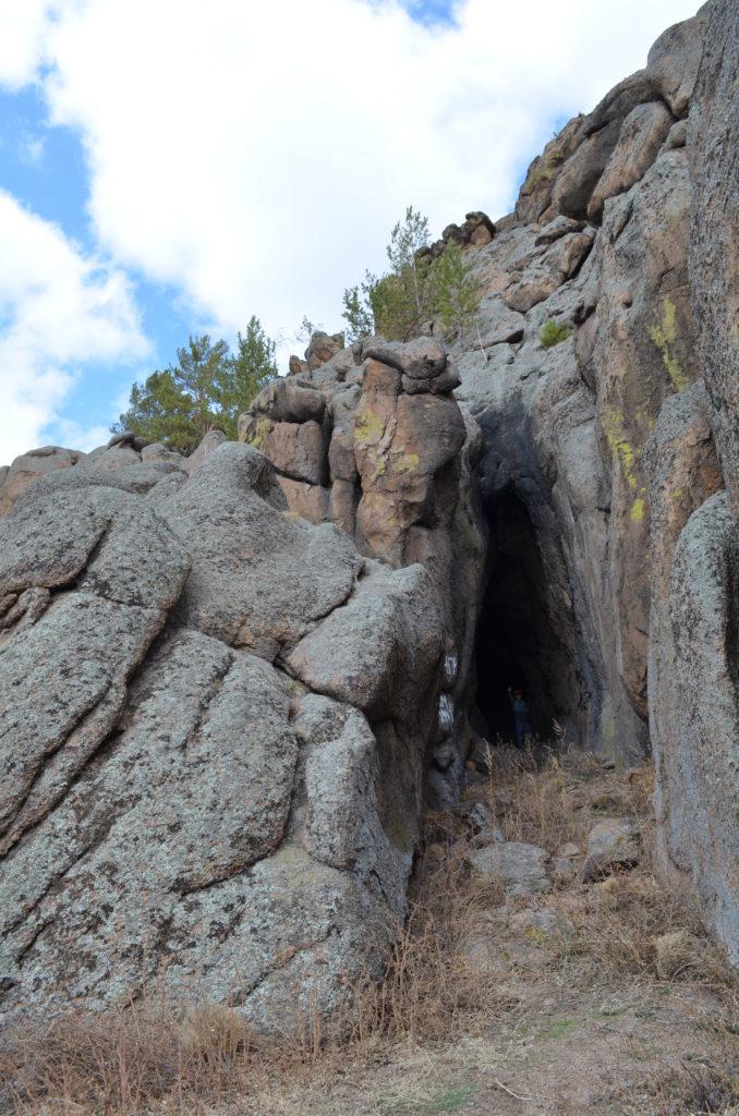 Надеинская пещера