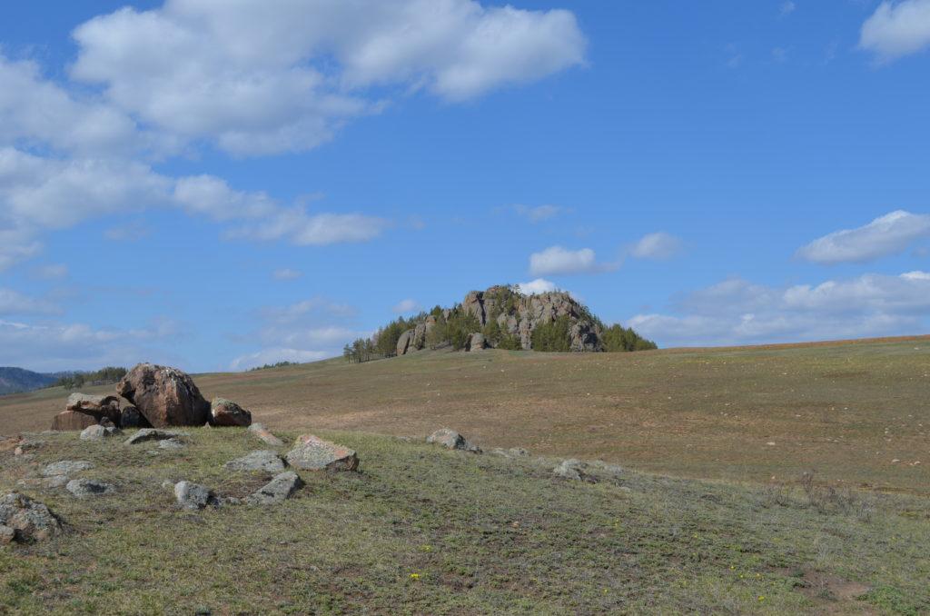 Гора Павлова (Надеинские камни)