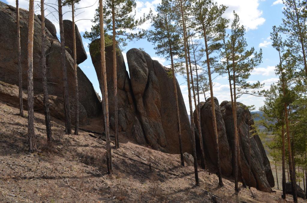 Надеинские скалы