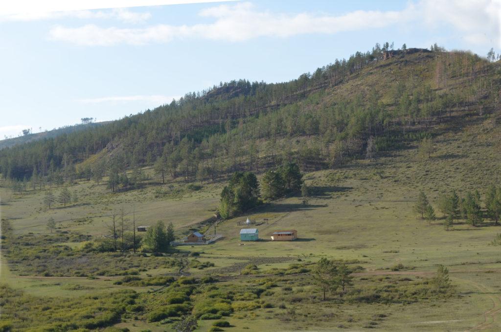 Источники Ноолиин(Нооли) и Уха-Толгой в Иволгинском районе