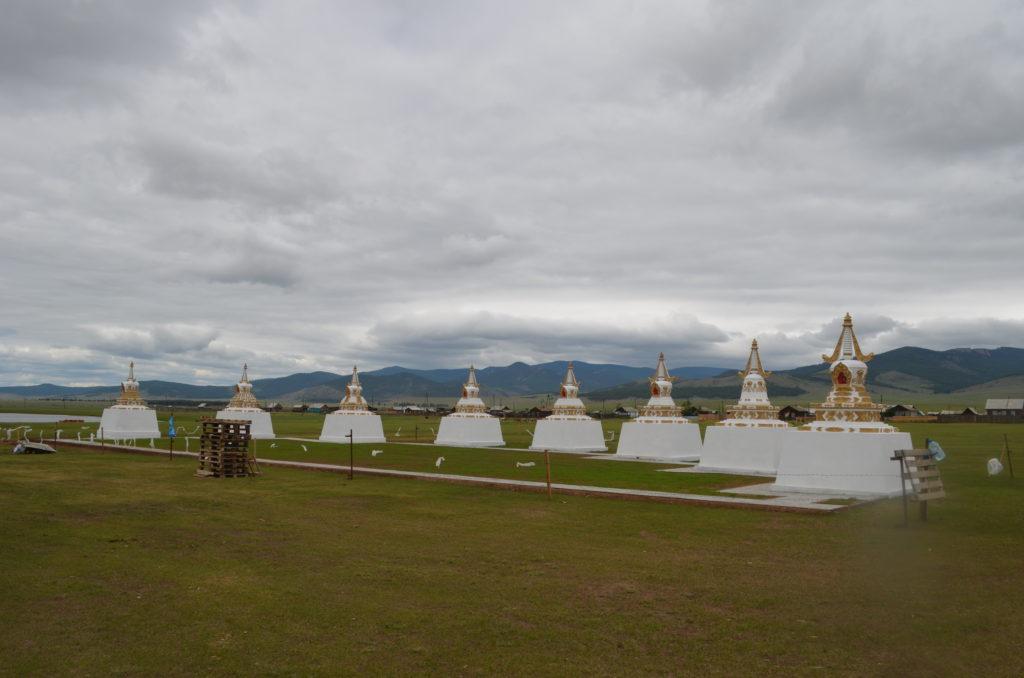 33-метровый Лик Будды Шакьямуни