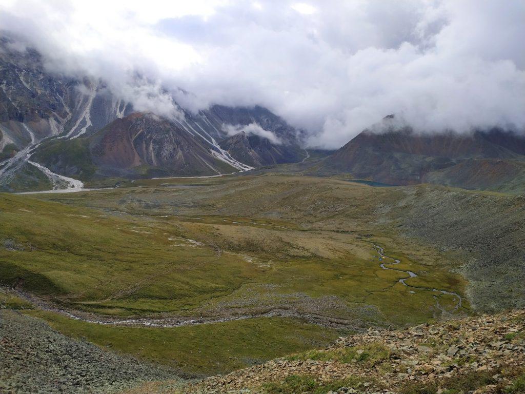 Фото с вершины Пупыра
